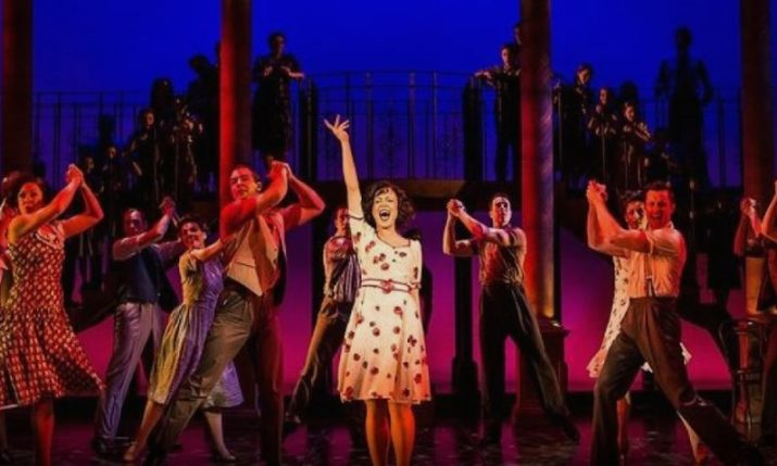 Iconic Musical Evita Coming to Croatia