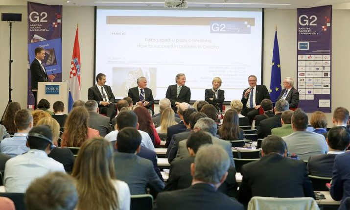 MEETING G2.3 Connecting Croatians Abroad with Opportunities in Croatia to be Held in Zagreb