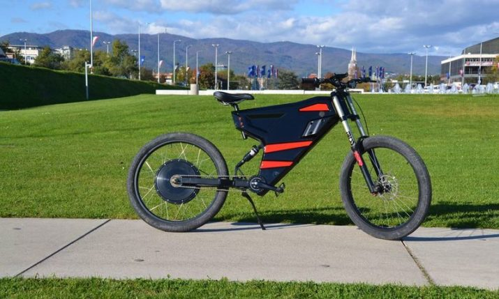 Croatians Present Grunner X – World's First Smart Bike