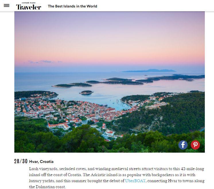 Best Croatian Islands For Backpackers