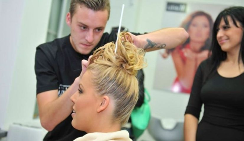 Croatian Hairdresser Among TOP 10 in the World