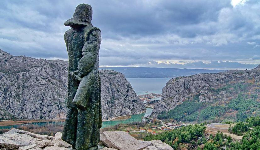 The story of Mila Gojsalić & the Republic of Poljica in Dalmatia