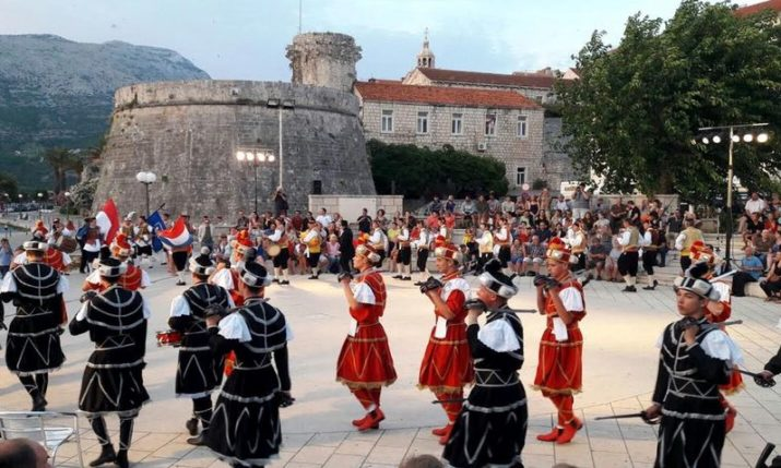 Moreška from the Island of Korčula – Traditional & Modern Times