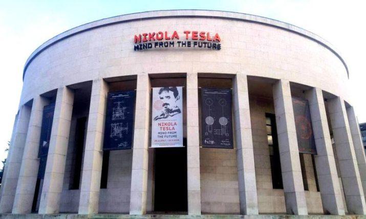 Nikola Tesla – Mind from the Future Multimedia Exhibition in Zagreb