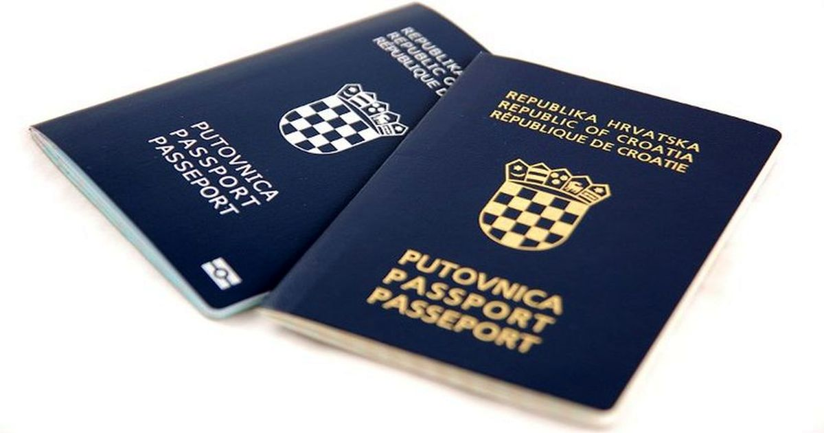 Image result for croatian passports