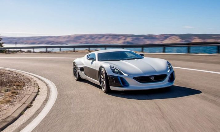 Rimac Makes TOP 10 Fastest-Growing Tech Companies in Central Europe