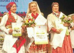 2017 Model Croatian Rural Woman Crowned