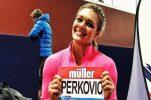 Croatian Sandra Perkovic Nominated for 2017 World Athlete of the Year