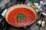 Croatian Recipes: Homemade Tomato Soup