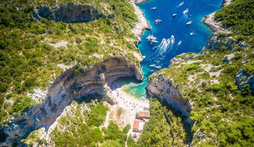 17 Million Tourists Flock to Croatia in 2017