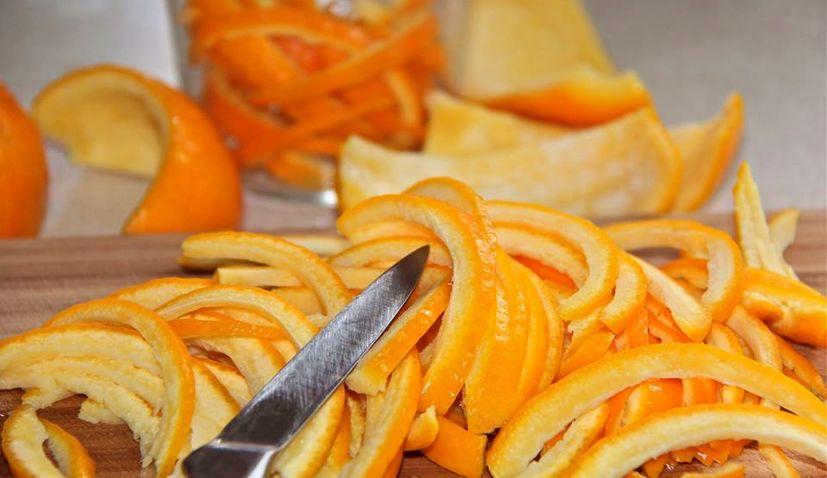 Croatian Recipes: Narancini