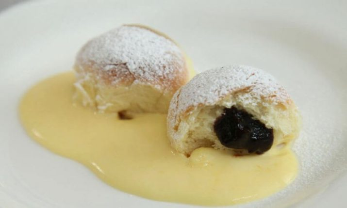 Croatian Recipes: Buhtle with jam
