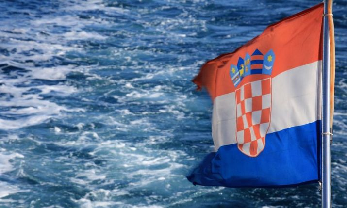 Croatian flag recognised by US Coast Guard