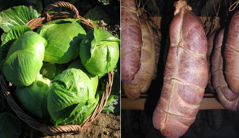 European Union Protects Slavonian Kulen & Varaždin Cabbage