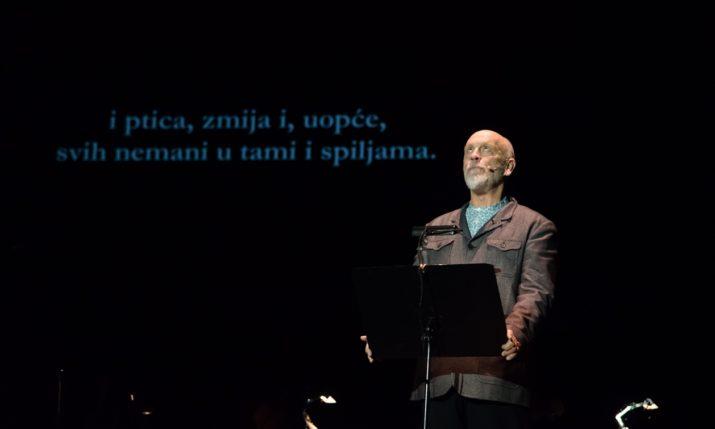 John Malkovich Opens Concert Season in Zagreb