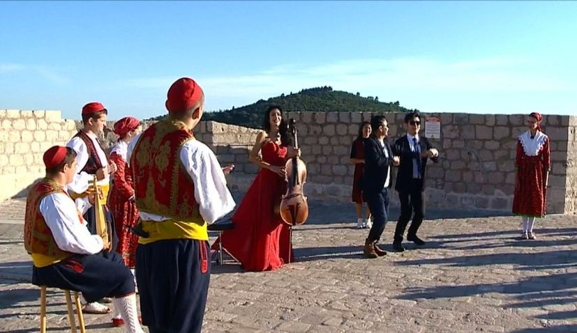 Popular Chinese Reality TV Show Filming in Croatia
