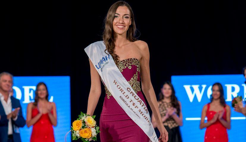 Ana Gavran Selected to Represent Croatia at 2017 World Top Model Pageant