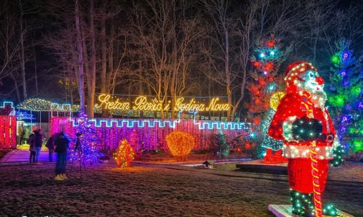 Croatian Family Christmas Park to Open with Record 2.5 Million Lights