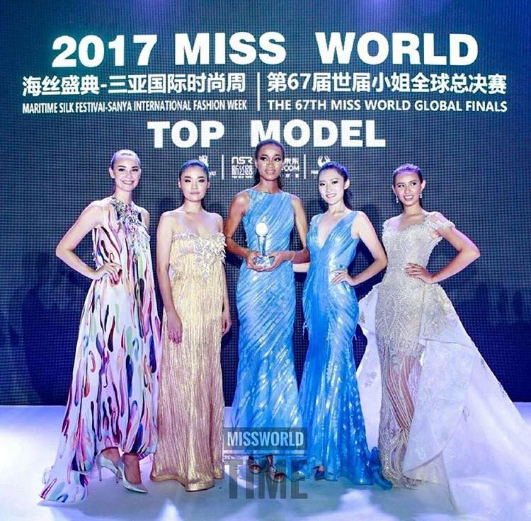 miss croatia finishes in top 3 of world model 2017
