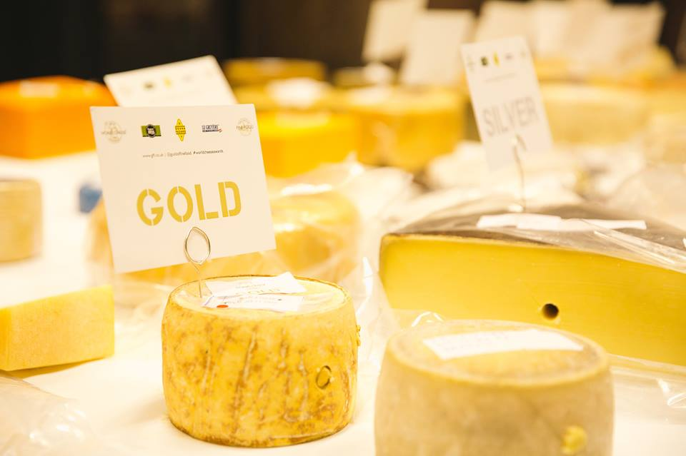 Croatian Cheeses Win 6 Golds at 2017 World Cheese Awards in London