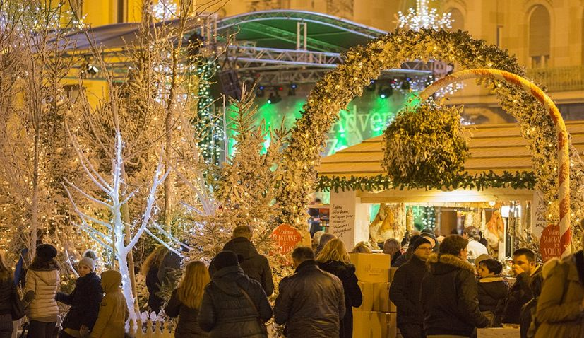 Zagreb Aiming to Defend Best Christmas Markets in Europe Title