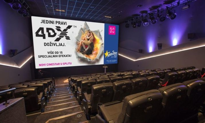 Largest & Most Modern Cinema in Dalmatia Set to Open in Split