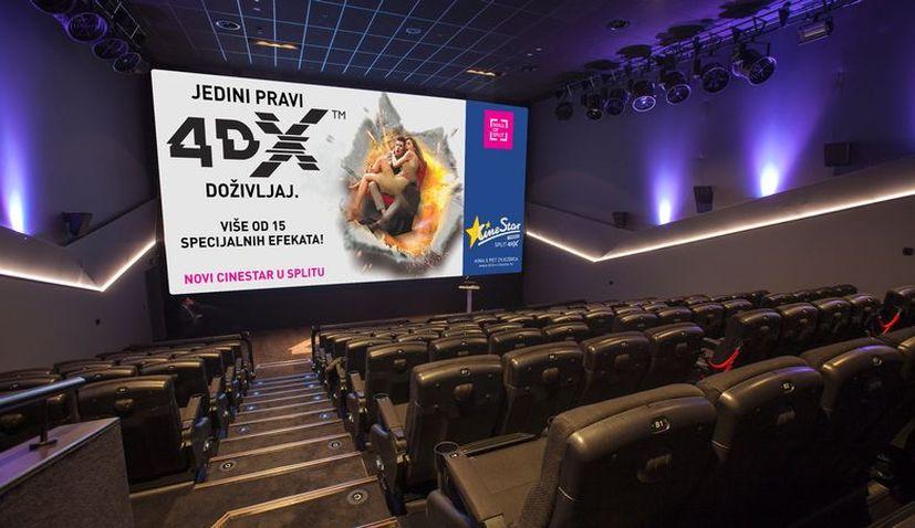 Largest & Most Modern Cinema in Dalmatia Set to Open in Split