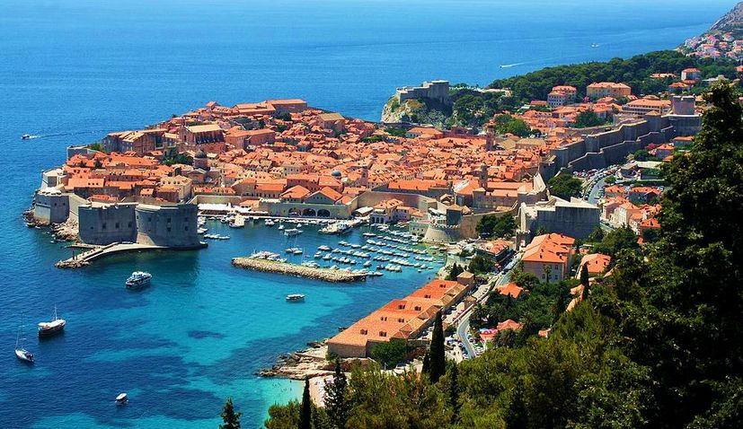 VIDEO: American TV show House Hunters comes to Dubrovnik