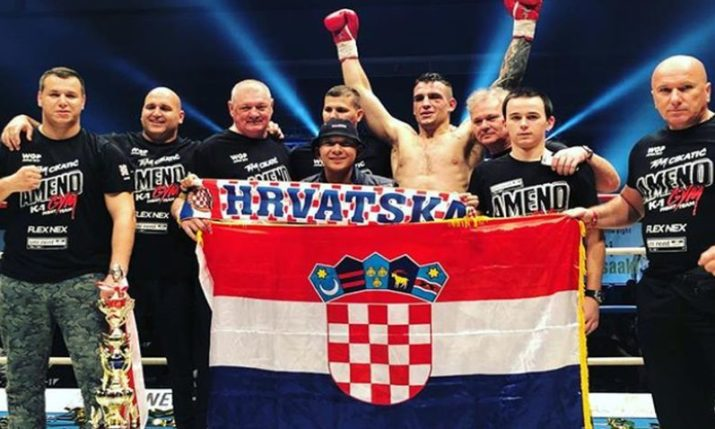 VIDEO: Croat Wins K-1 World Grand Prix