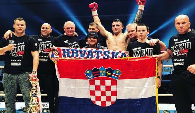 VIDEO: Croat Wins K-1 World Grand Prix