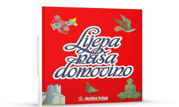 Croatian National Anthem Picture Book in 5 Languages Presented