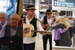[VIDEO] Airport Welcome 'Croatian Style' Goes Viral
