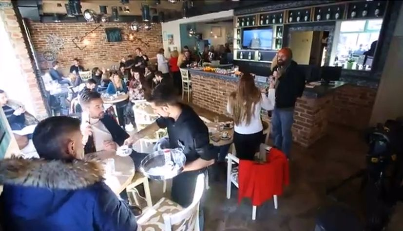 First Croatian Silent Cafe Opens in Zagreb
