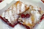 Croatian Recipes: Cherry strudel