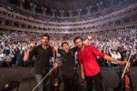 VIDEO: 2CELLOS Play Prestigious Royal Albert Hall in London