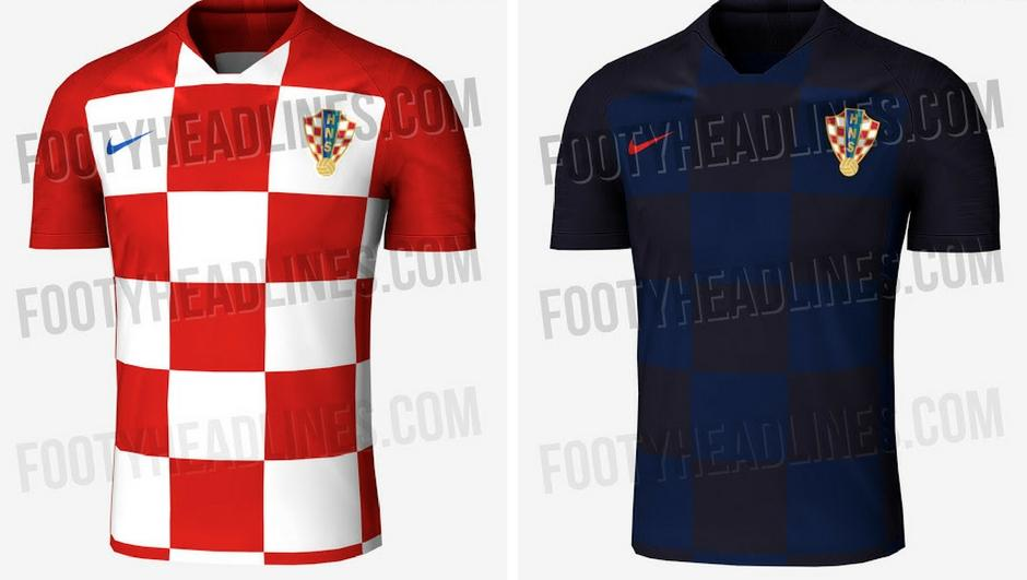 8aa866e0a Croatian Football Federation deny that these designs are correct (Photo   Footy Headlines)