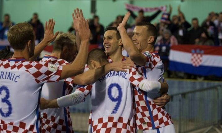 Croatia Moves Up FIFA Rankings