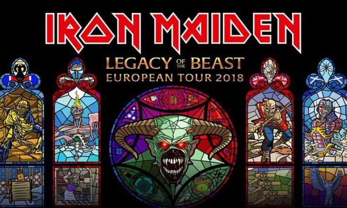 Iron Maiden in Croatia: Tickets Go on Sale