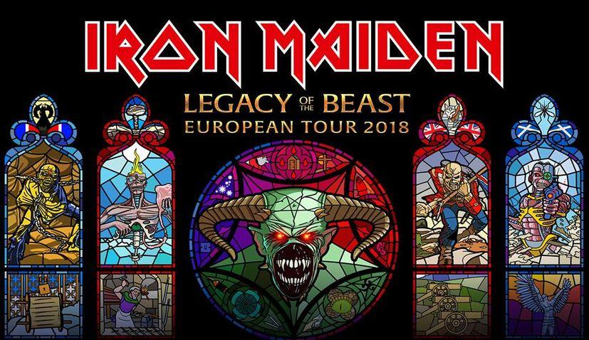 Iron Maiden in Croatia: Tickets Go on Sale