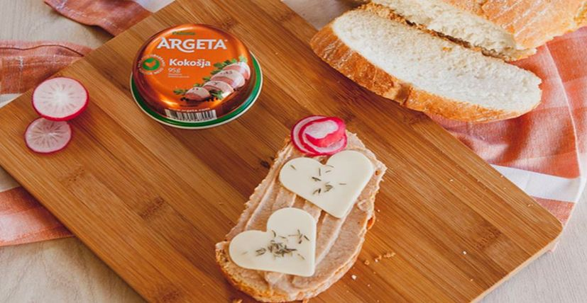 Production of Argeta Pate Starts in USA