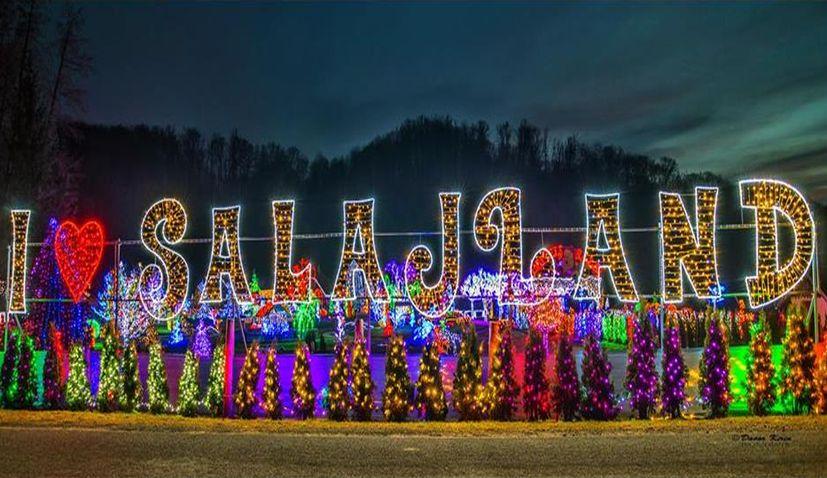 VIDEO: Magical Salajland Christmas Park Opens