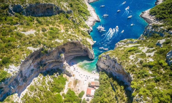 Vis Archipelago Nominated for UNESCO Geopark Status