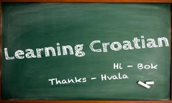 Learning Croatian – simple and fun