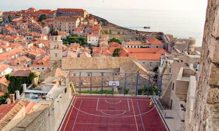 Croatia Features on List of 10 Best Designed Basketball Courts in the World