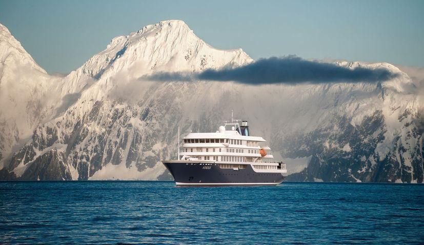 Croatian Shipyard Brodosplit Lay Keel for World's First LR Polar Class 6 Cruise Ship