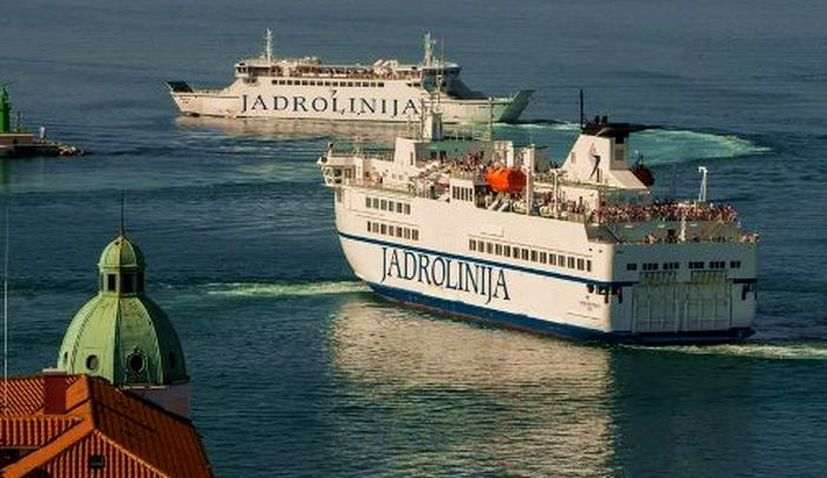 Jadrolinija Passes 12 Million Passengers for First Time in History