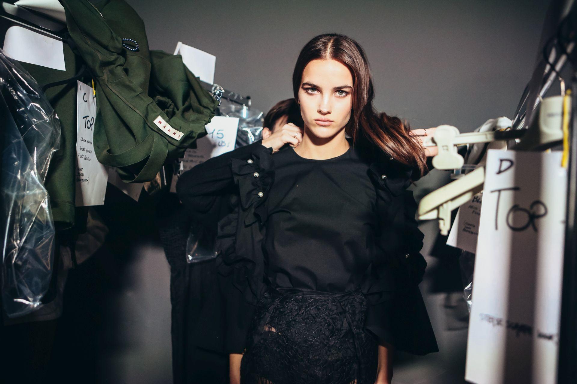 Petra teen model