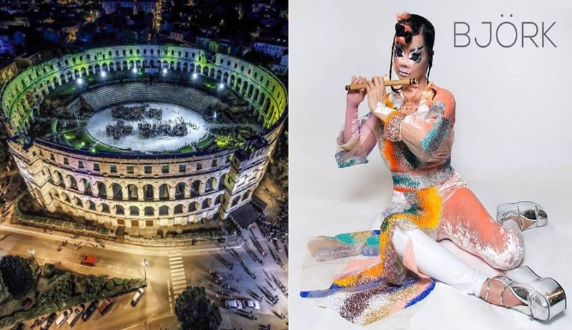 Björk Set to Perform in Croatia in Summer 2018