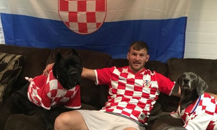 Stipe Miocic: 'I'm perfecting my Croatian and I'll be over soon'