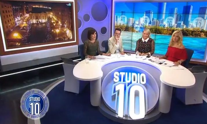 Popular Australian Morning Talk Show Features Zagreb's Best Christmas Markets Title